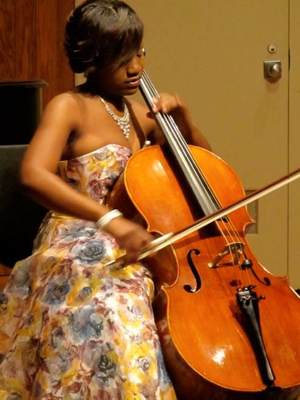 Iris Reddick - Cellist - Dallas, TX