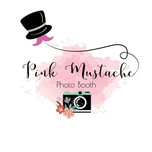 Corrales Green Screen Rental | Pink Mustache Photo Booth