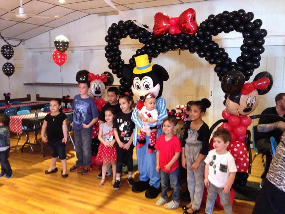 My Little Youngsters Club Costumed Character New Bedford MA - Childrens birthday party ideas taunton