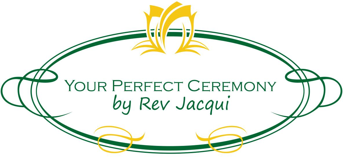 Your Perfect Ceremony by Rev Jacqui