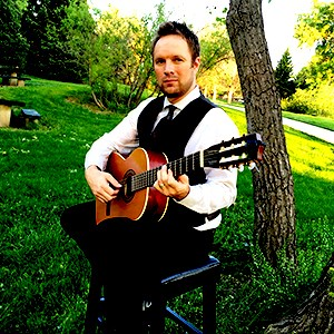 Colorado Pop Singer | Timothy Buckman - Guitarist