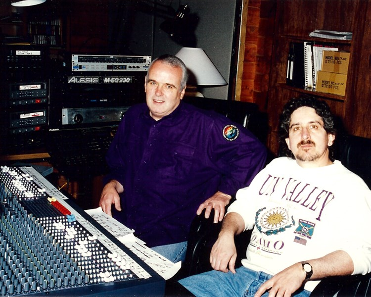 GJ & Beatles Engineer Richard Lush