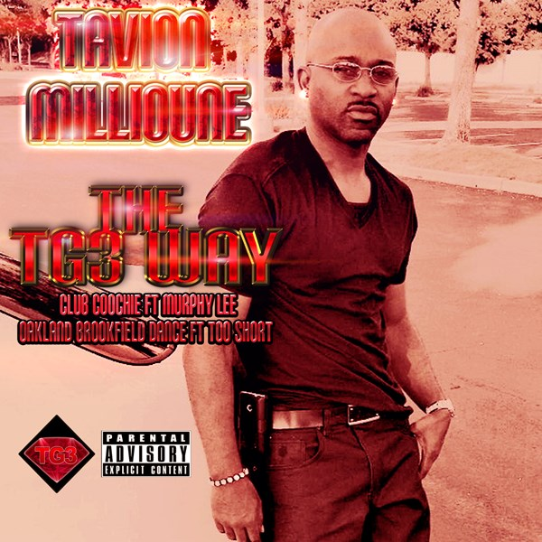 TAVION MILLIOUNE - Event DJ - Hollywood, CA