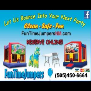 Fun Time Jumpers - Bounce House - Albuquerque, NM