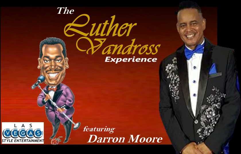 The Luther Vandross Experience - Motown Band - Detroit, MI