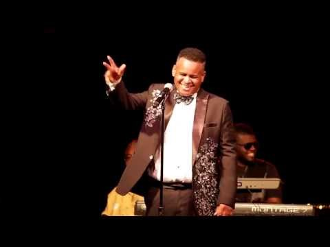 Darron Moore as Luther Vandross