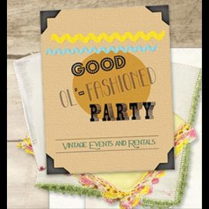 Good Ol-Fashioned Party - Event Planner - Denver, CO