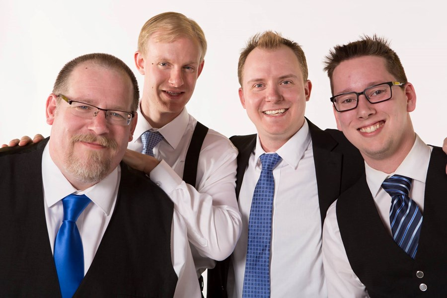 The Executives Quartet - Barbershop Quartet - Edmonton, AB