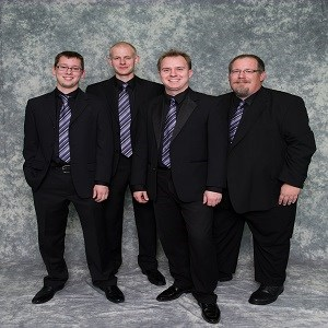 Edmonton Barbershop Quartet | The Executives Quartet