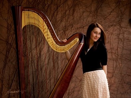 Artamisha Farnsworth - Harpist - Salt Lake City, UT