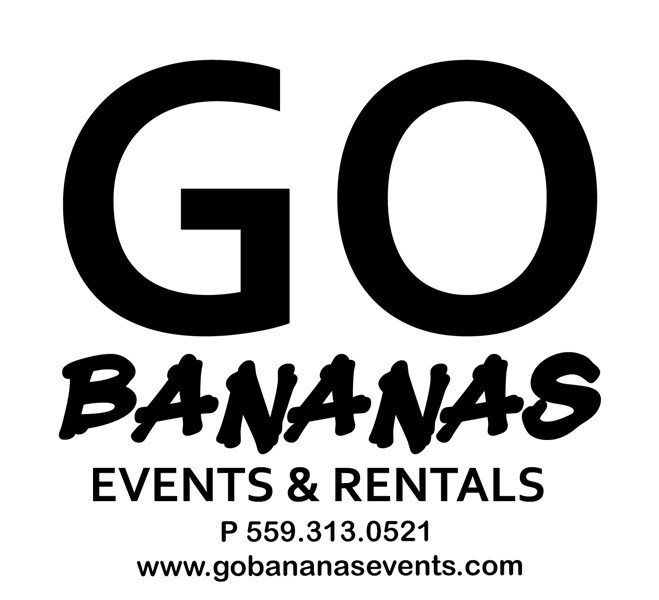 Go Bananas Events and Rentals - Photo Booth - Fresno, CA