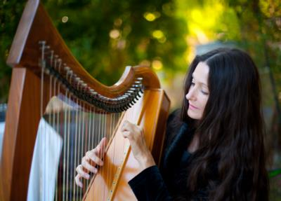 Hollienea - Harpist  | Los Angeles, CA | Harp | Photo #7