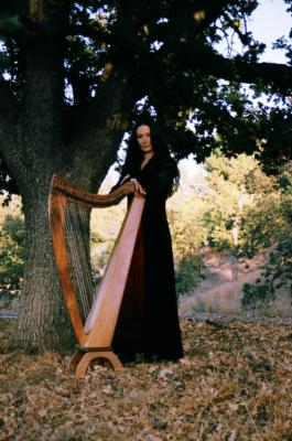 Hollienea - Harpist  | Los Angeles, CA | Harp | Photo #6