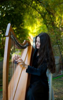 Hollienea - Harpist  | Los Angeles, CA | Harp | Photo #8