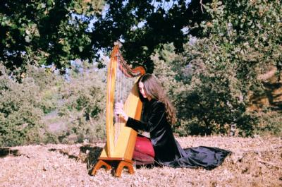 Hollienea - Harpist  | Los Angeles, CA | Harp | Photo #2