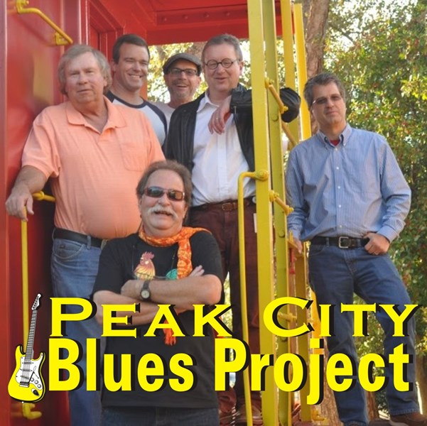 Peak City Blues Project - Cover Band - Apex, NC