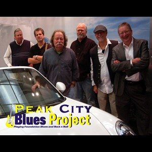 Hollister Blues Band | Peak City Blues Project