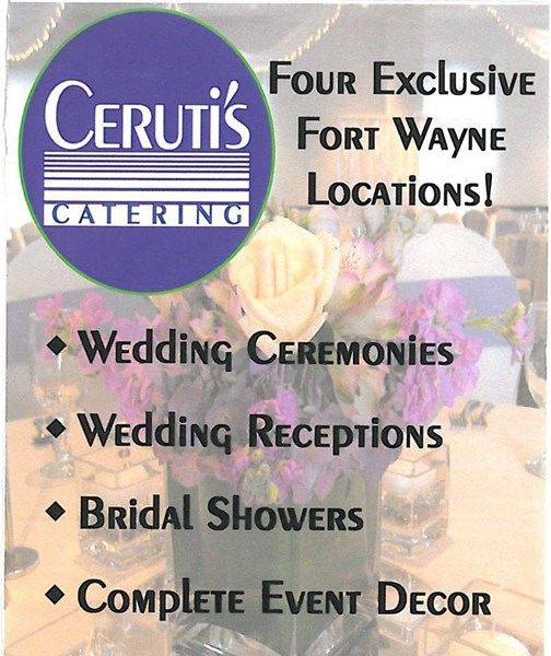 Ceruti's Catering - Caterer - Fort Wayne, IN