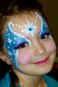 Fantasy Face Design Face Painting of Middle TN - Face Painter - Nashville, TN