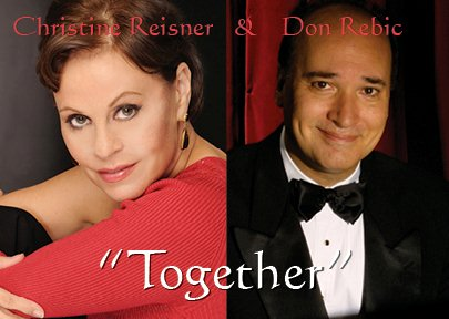 Christine Reisner and Don Rebic - Jazz Duo - New York, NY