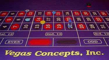 Vegas Concepts INC. - Casino Games - Irving, TX