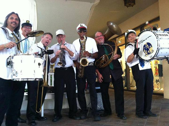 Village Brass Band - Dixieland Band - Panama City Beach, FL