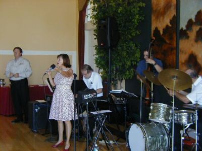 Kaye Roze Jazz Affair | San Francisco, CA | Jazz Band | Photo #7