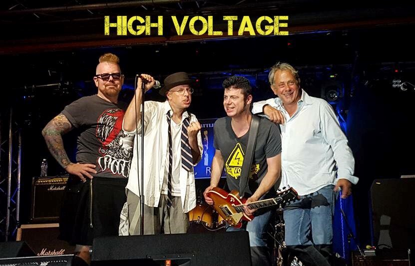 High Voltage - Cover Band - Seattle, WA