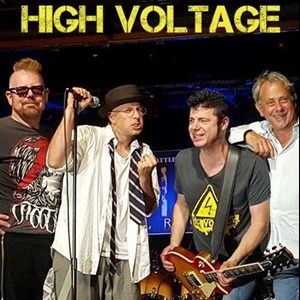 Seattle, WA Cover Band | High Voltage
