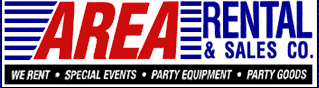 Area Rental - Party Tent Rentals - Milwaukee, WI