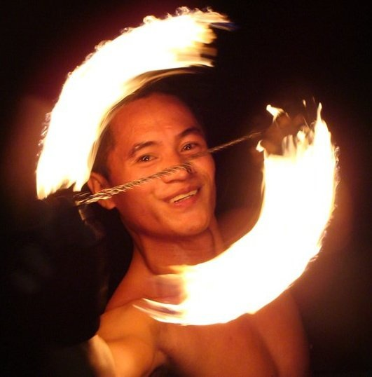 The Fire Dancer - Fire Dancer - San Diego, CA