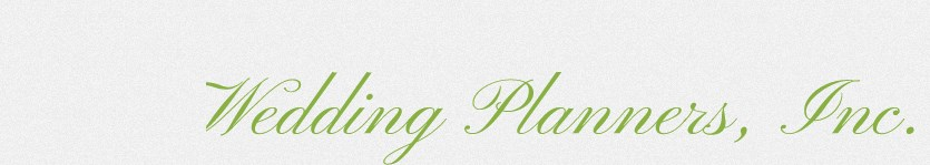 Wedding Planners, Inc