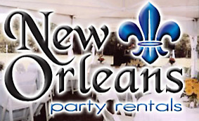 New Orleans Party Rentals - Party Tent Rentals - New Orleans, LA