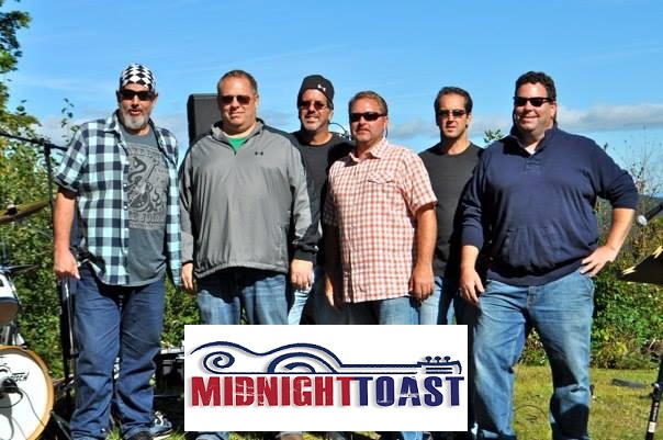 Midnight Toast - Cover Band - Saddle River, NJ