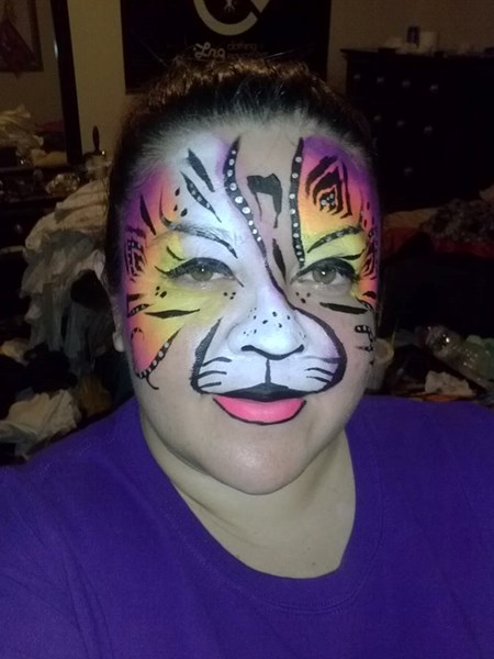 Miss Kimmie's Fancy Faces - Face Painter - Bakersfield, CA