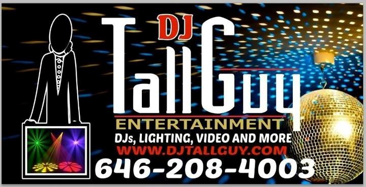 Dj Tall Guy Entertainment
