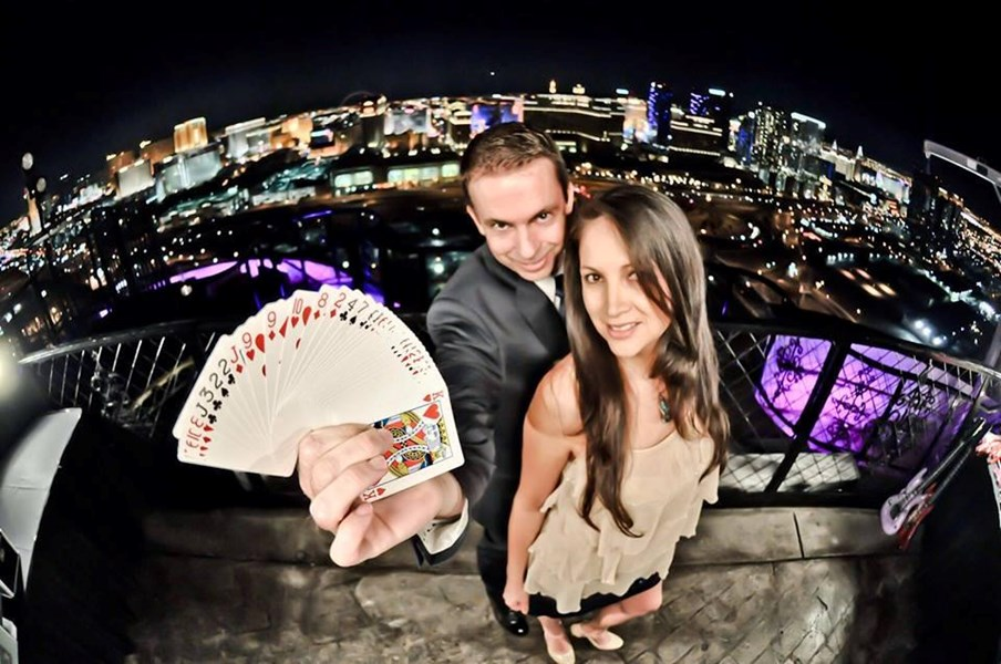 Greg Devereaux Magician Illusionist - Magician - Las Vegas, NV