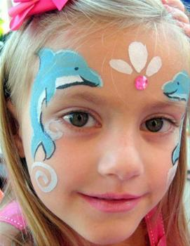 3moons - Face Painter - Florence, OR