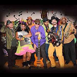 Pismo Beach Zydeco Band | Funky Gators