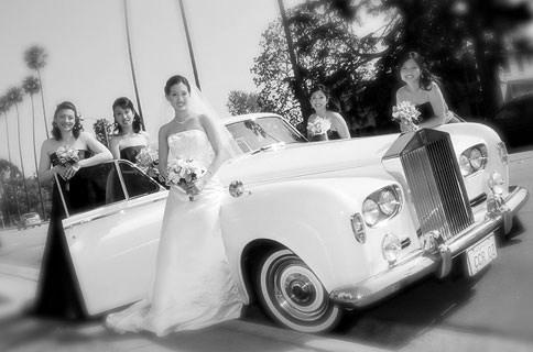 Marry Me Classic Cars Rolls Royce Rental Detroit Mi