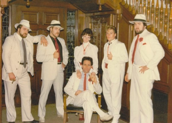 CC and Company Band - 1980's