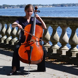 Jacksonville Cellist | Cello Performance