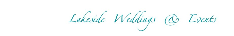 Lakeside Weddings & Events
