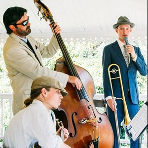 San Francisco, CA Jazz Trio | The James Zeller Trio