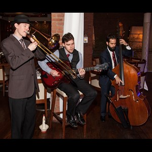 Ledger Jazz Trio | The James Zeller Trio