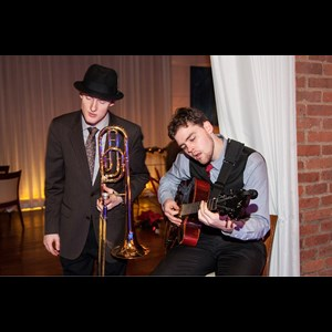 Thompson Cabaret Duo | The James Zeller Trio