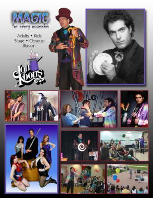 Jon Koons / Jestmaster, Inc. | Englewood, NJ | Magician | Photo #2