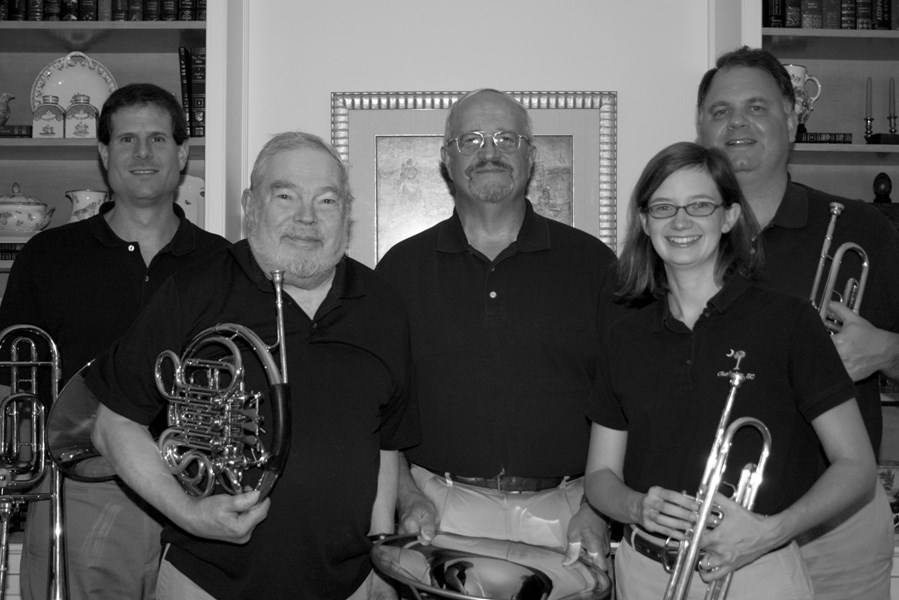 Twin City Brass Tacks - Brass Ensemble - Winston Salem, NC