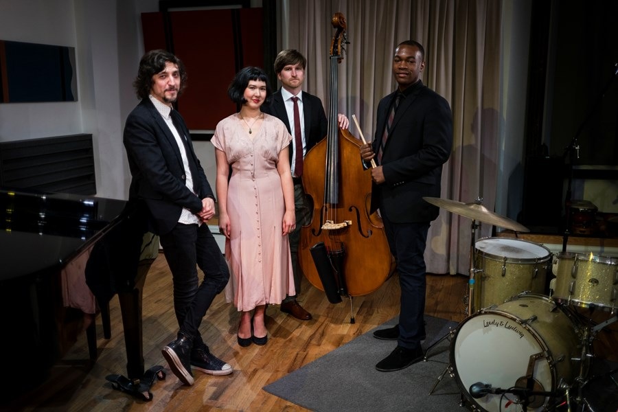 Kyla Quinn and her Boyfriends - Jazz Band - Brooklyn, NY