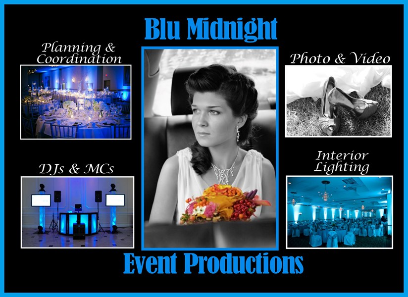 Blu Midnight Event Productions - Photographer - Uniondale, NY